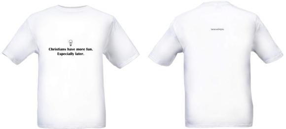 Färdig t-shirt