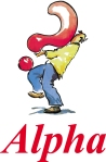 Alphas svenska hemsida
